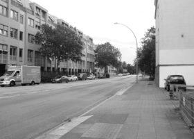 Entwurfskonzept im Rahmen der Vorplanung am Pilotprojekt Königsstraße / Carl-Petersen-Straße in Hamburg